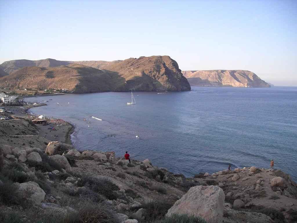 Playa de Las Negras, Almería