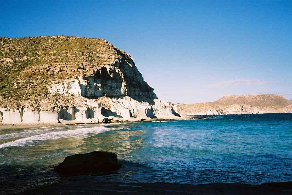 Cala de Enmedio, Almería