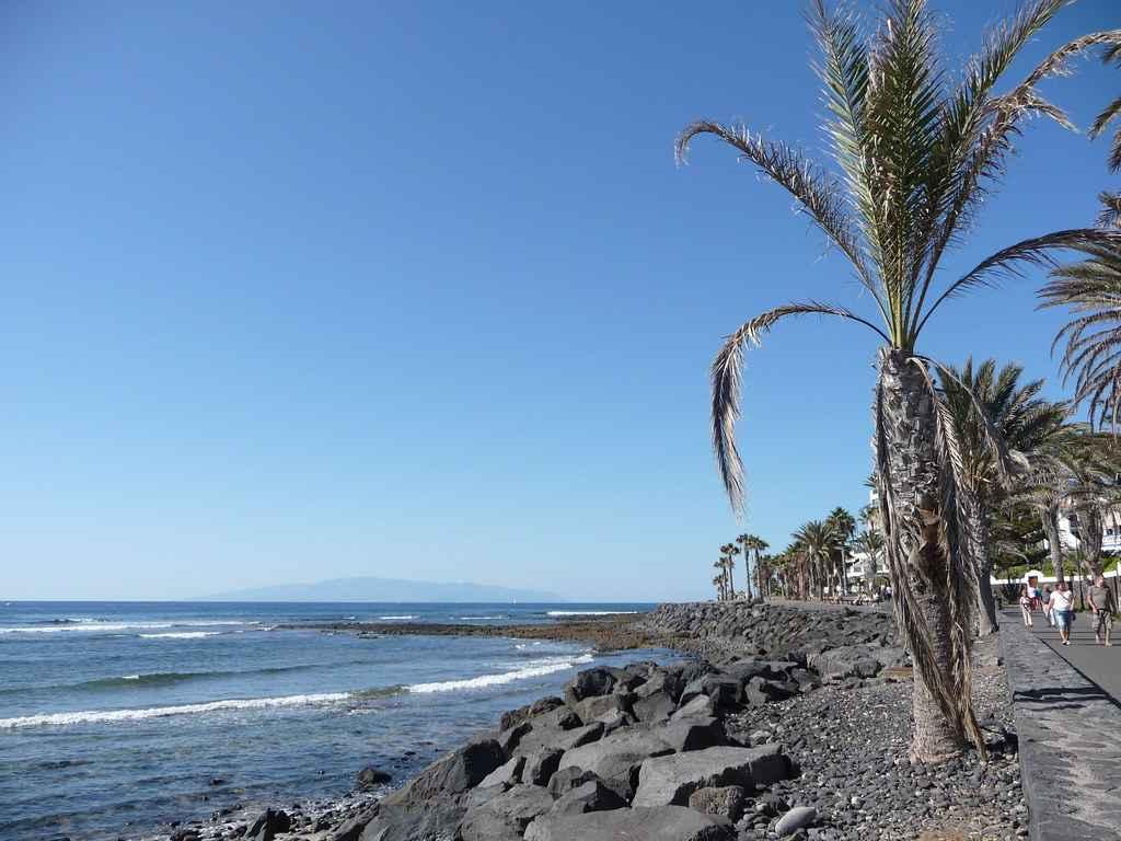 Playa de Las Américas, Tenerife