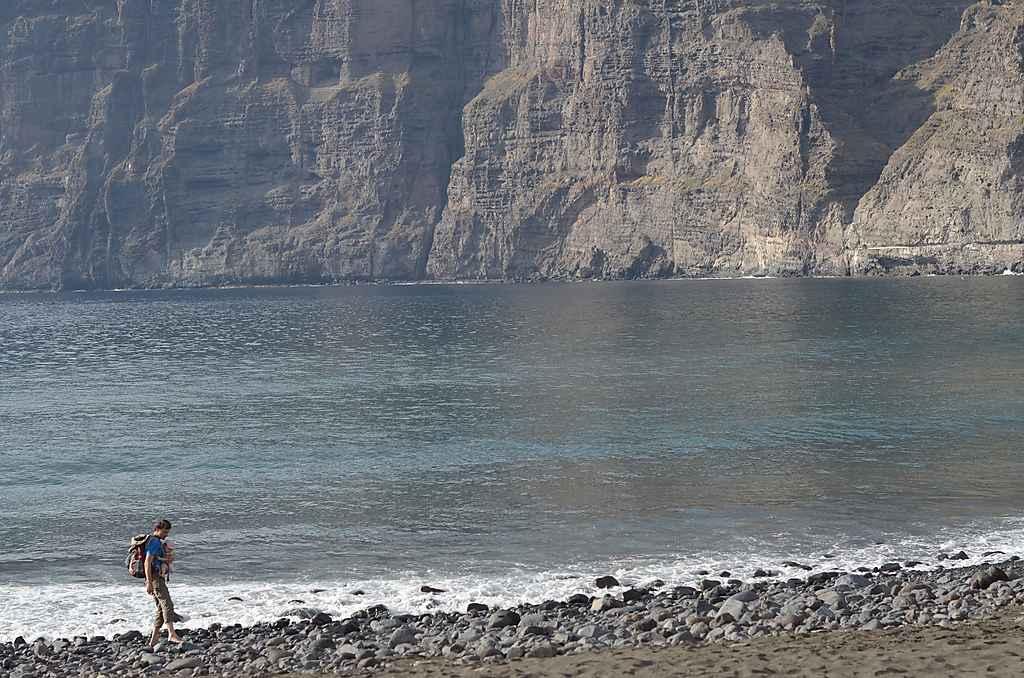 Playa de Los Gigantes, Tenerife